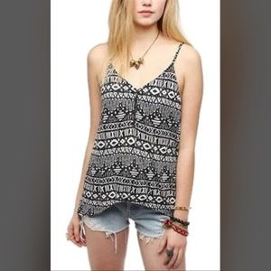 *4/$30* Urban Outfitters Tribal Print Tank